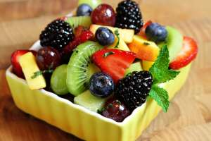vitamin rich fruit salad