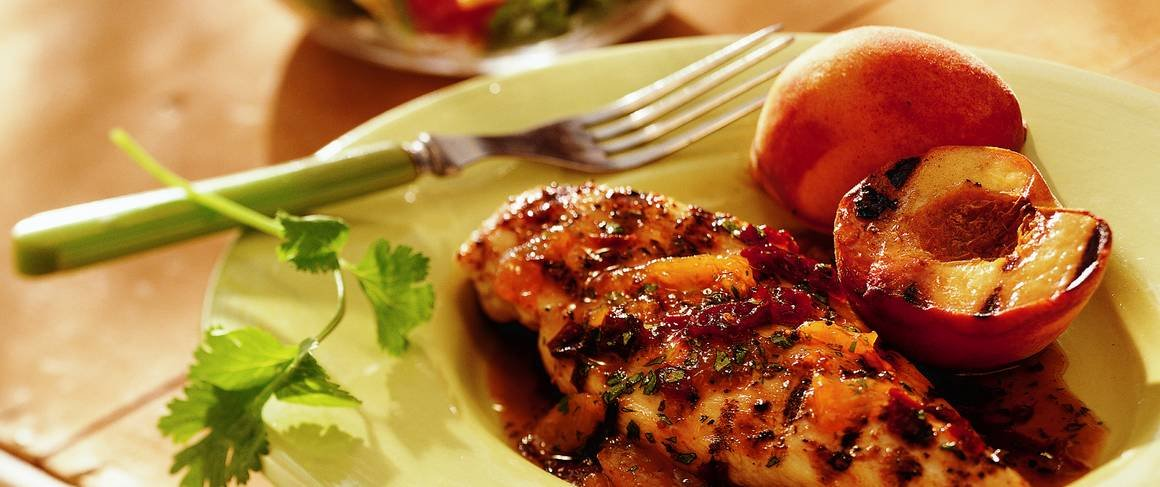 Chipotle apricot grilled chicken thighs easy healthy dinocrofo 45 best chicken thigh recipes food network canada forumfinder Choice Image