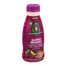 bottled smoothies