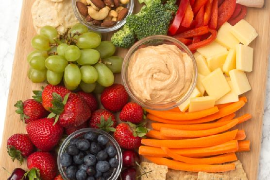 How to Make the Ultimate Snack Board