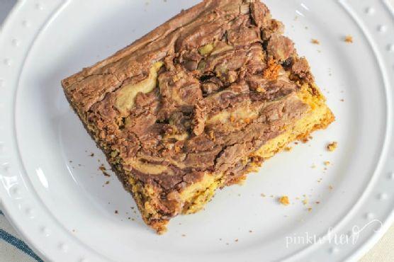 Cake Mix Cookie Bars Brownie