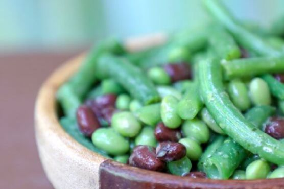 Keto 3 Bean Salad – Low Carb, Dairy Free