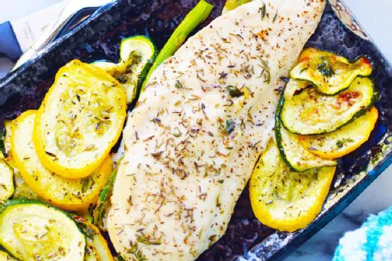 3 Steps for the Best Sheet Pan Chicken and Veggies