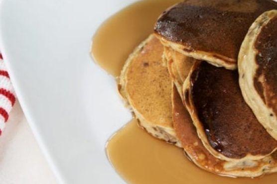 SlimFast Protein Pancakes