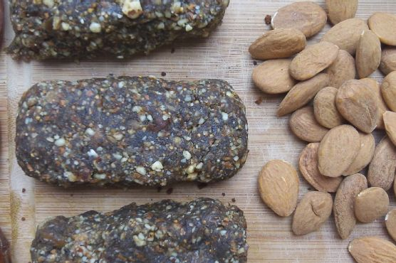 Easy, All-Natural Protein Bars