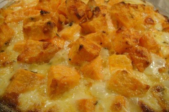 Cook the Book: Sweet Potatoes Au Gratin