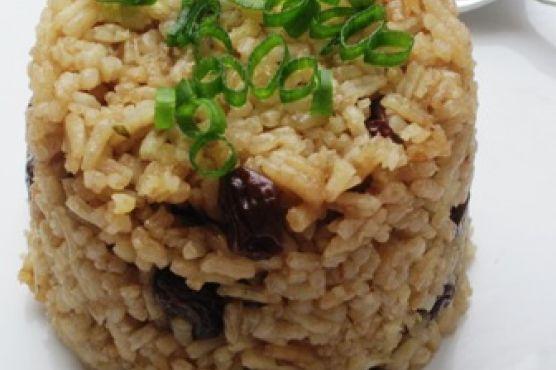 receta de arroz con Coca Cola