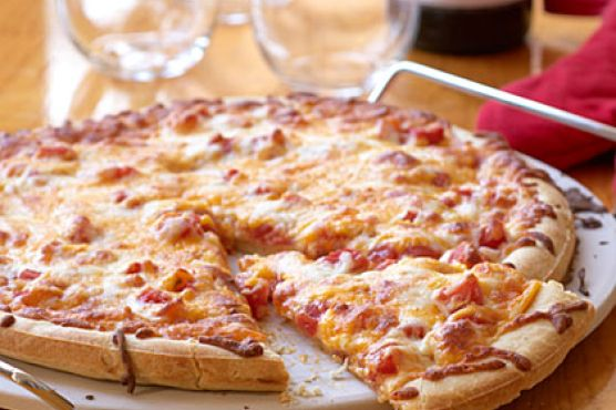 Ultimate Cheese Pizza