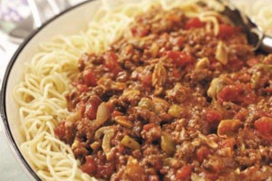 Big-Batch Spaghetti Sauce