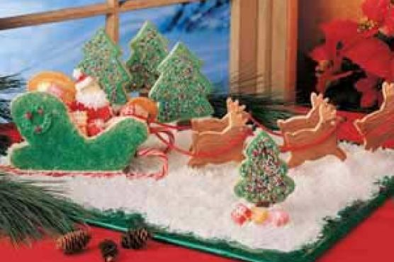 Sugar Cookie Sleigh
