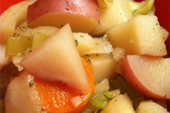 Lorene's Slow Cooker Potato Soup