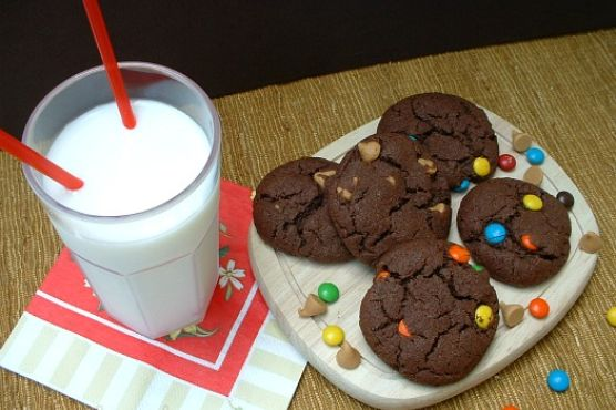 Cake Mix Cookies with Mix-ins