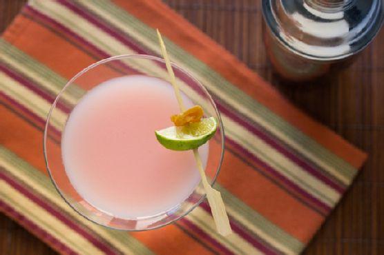 Coconut Guava Martini