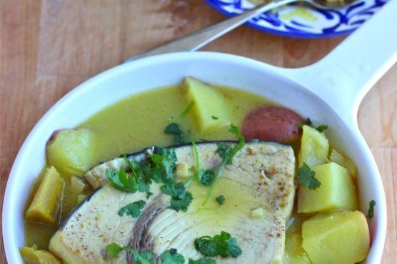 7f23ecab9d9 Tapao de Pescado (Fish Stew)
