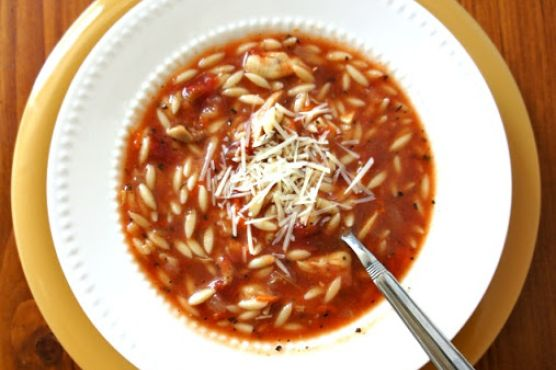365 Days of Slow Cooking: for Slow Cooker Chicken and Orzo Soup