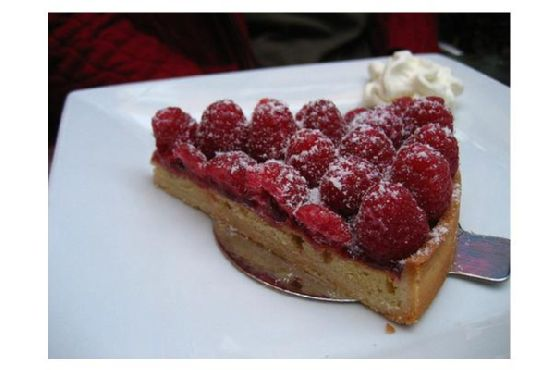 Almond Crusted Torte
