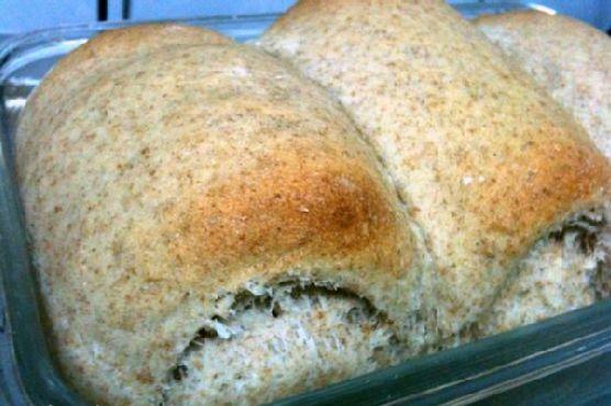 Almost Whole Wheat Bread
