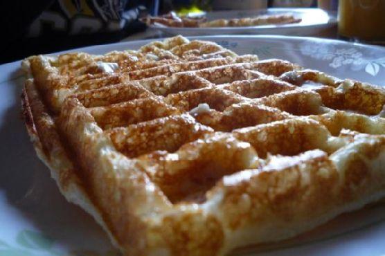 Amazingly Fluffy Waffles