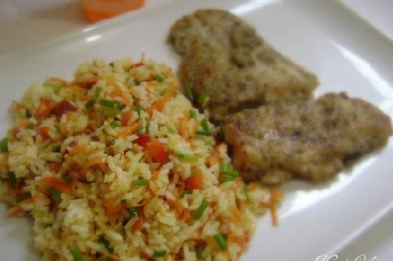 Arroz Frio, Cold Rice