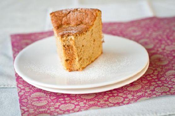 Autumn Pumpkin Chiffon Cake