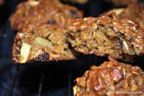 Baby Blake's Oatmeal Breakfast Cookies