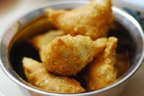 Baked Indian Samosas