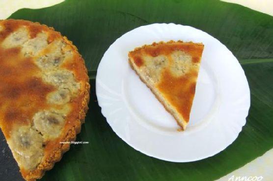 Banana Butter Pie