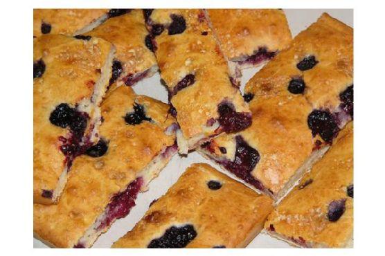 Blackberry Breakfast Bars
