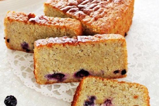 Blueberry Yoghurt Cake