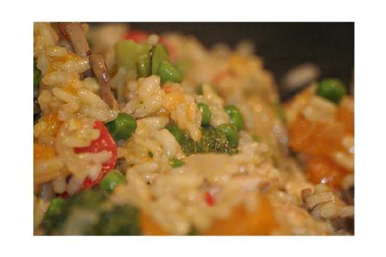 Broccoli Rice Dish