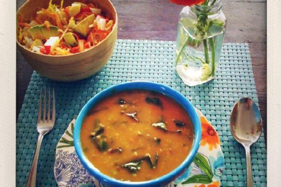 Butternut Squash Soup (In Half An Hour!)