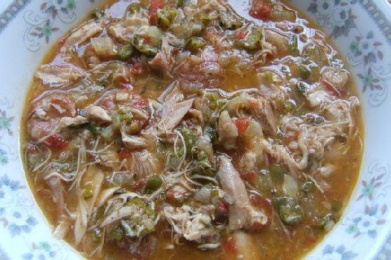 Chicken Gumbo Luisiana Style