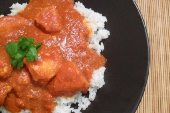 Chicken Tikka Masala Indian