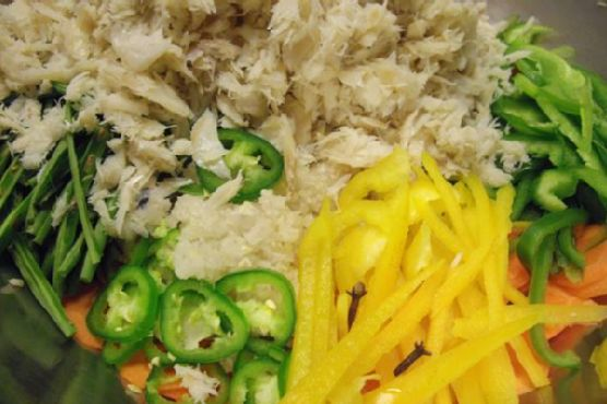 Chiquetaille: Cod Fish Salad