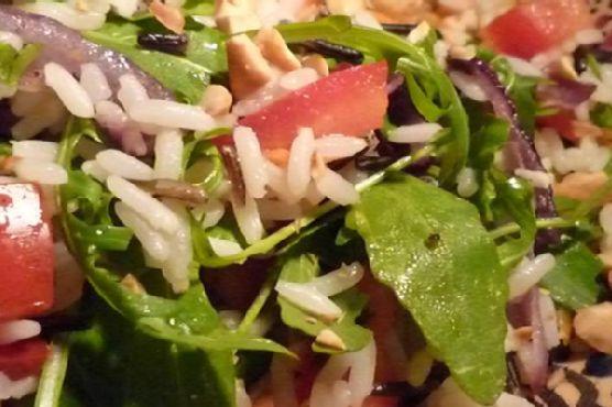 Colorful Wild Rice Salad