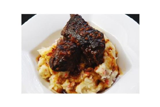 Crock Pot Boneless Beef Ribs