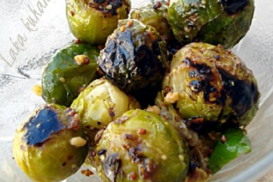 Crunchy Brussels Sprouts Side Dish