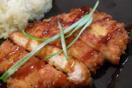 Donkatsu - Korean Breaded Pork Cutlet