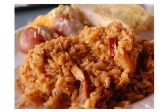 Easy Crawfish Jambalaya