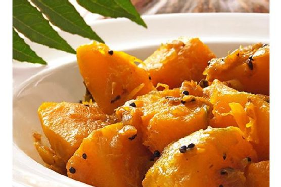 Indian-Style Pumpkin Side Dish