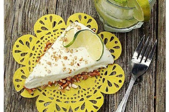 Frozen Mojito Pie