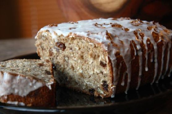 Gluten-Free Oatmeal-Raisin Bread