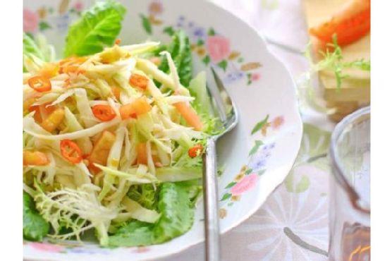 Green Mango Salad - Thai Side Dish