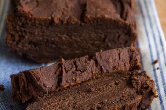Healthy Chocolate Fudge Bread