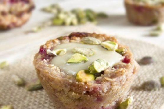 Honey Nut Raspberry Baked Oatmeal