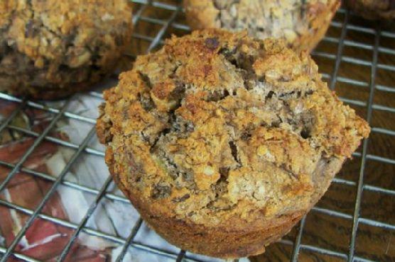 Iron - Rich Gluten Free Vegan Muffins