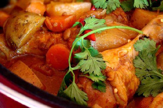 Korean Chicken Stew