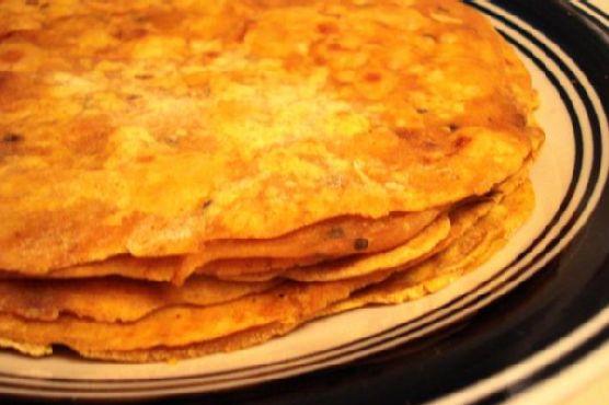 Masala Roti/chapati( Spiced Indian Flat Bread)