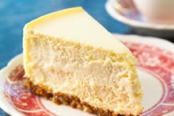 Mascarpone & Ricotta Cheese Cake