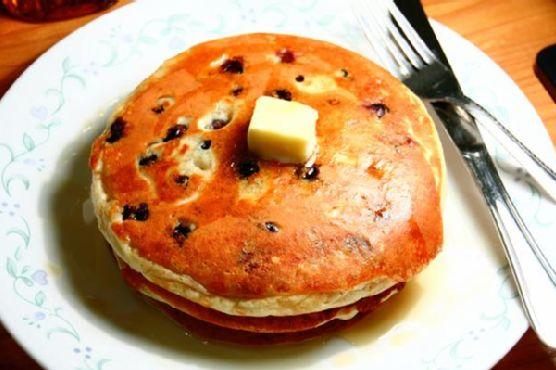 Oatmeal Pancake (Yummy & Heart Healthy)